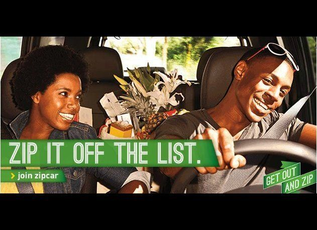 Zipcar allows its members to join and reserve cars for daily use. When your time with the car is over, you return it to a des