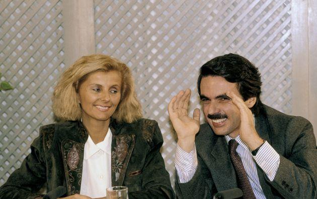 Isabel Tocino y José María