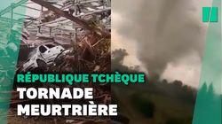 Une puissante tornade fait au moins 5 morts en République
