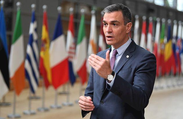 Pedro Sánchez en
