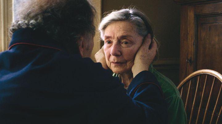 Una escena de 'Amor', de Michael Haneke.