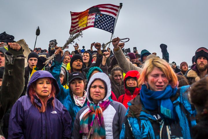 Tribe-led protests against pipeline projects in North Dakota, Montana and other states -- along with mass racial justice demo