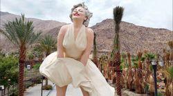 マリリン・モンロー像が物議。下着あらわになる巨大像の設置に抗議「私たちは何も学んでいないのか」