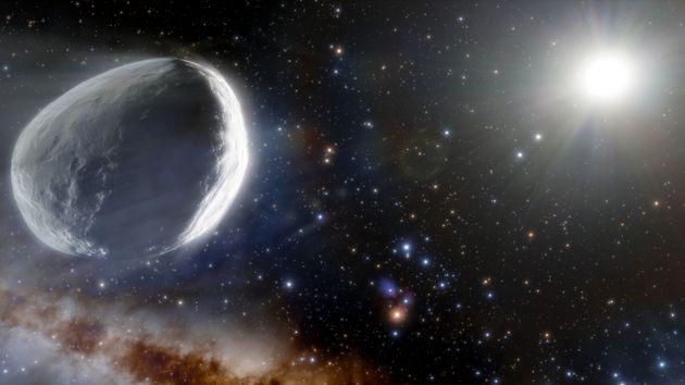 Ανακαλύφθηκε ο άγνωστος έως τώρα γιγάντιος κομήτης