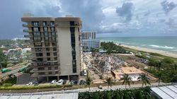 En Floride, la crainte d'un bilan catastrophique après l'effondrement d'un