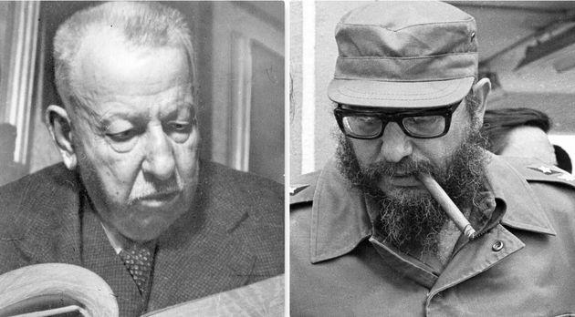 Benedetto Croce, Fidel