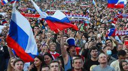 Ville-hôte de l'Euro, Saint-Pétersbourg enregistre un niveau inédit de décès liés au