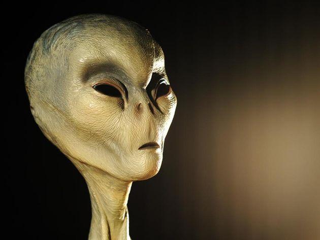 地球外知的生命体のイメージ=SETI研究所提供