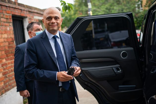 Sajid Javid Wants A 'Return To Normal' As 'Quickly As
