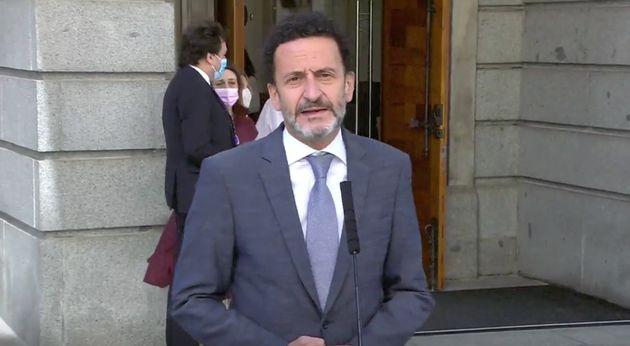 Edmundo Bal, frente al