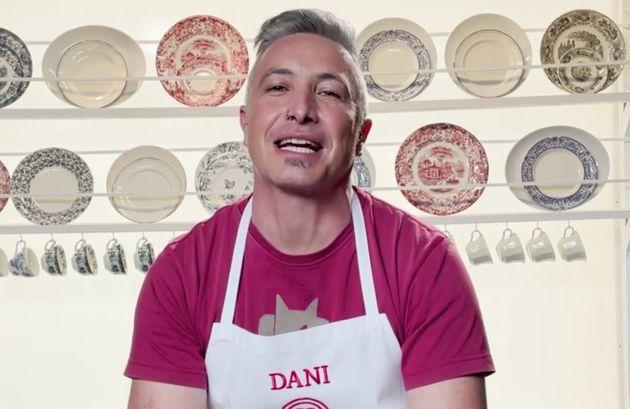 Dani, concursante de 'MasterChef 9'