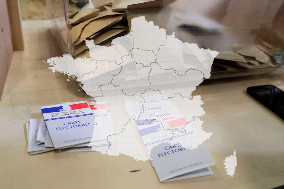 Résultats des régionales 2021: Pécresse gagne l'Île-de-France, le RN échoue en