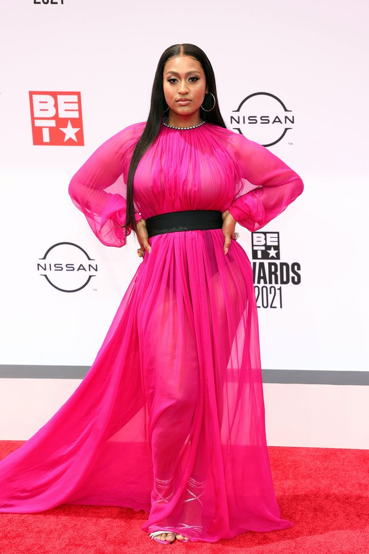 """Jazmine Sullivan is set to perform hits from her album """"Heaux Tales"""" at the BET Awards."""