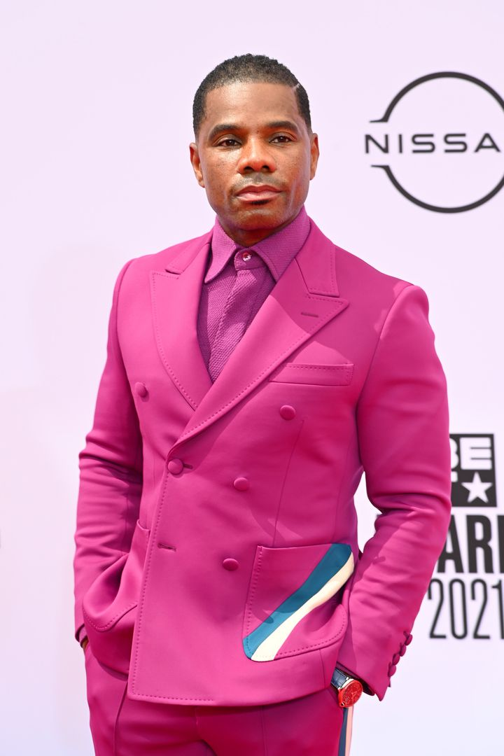 Kirk Franklin is set to perform at the 2021 BET Awards.