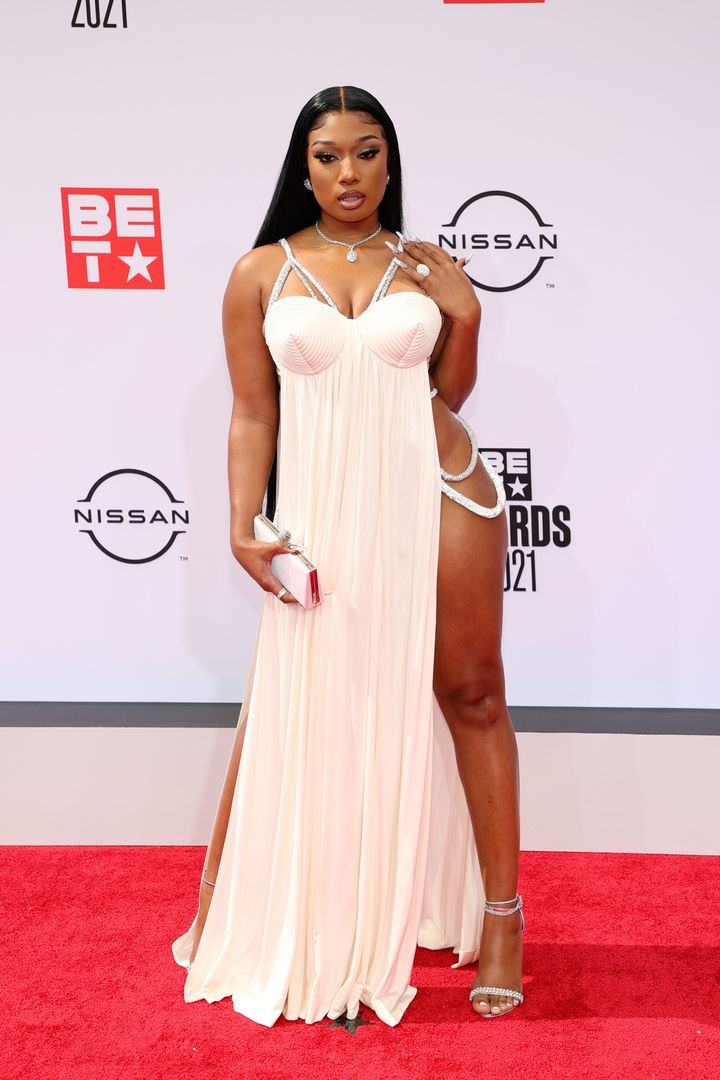 Megan Thee Stallion received seven BET Awards nominations for the night. She is set to perform on the big stage.