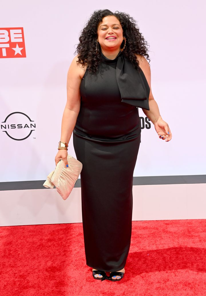 """Michelle Buteau stars in """"First Wives Club"""" on BET+."""