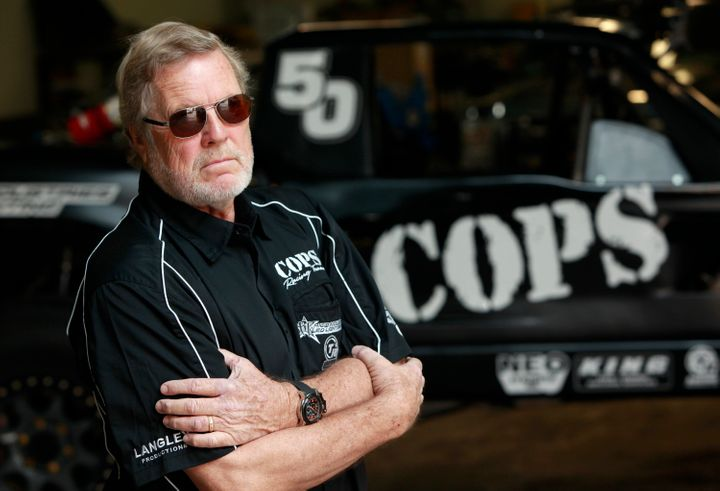 """John Langley, who was the creator of the long-running TV series """"Cops,"""" died during a road race in Mexico. He was"""