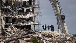 Actualizan las cifras del derrumbe en Miami: nueve muertos y 152