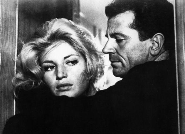 Kino. Die mit der Liebe spielen, (L'AVVENTURA) IT-F, 1960 s/w, Regie: Michelangelo Antonioni, MONICA...