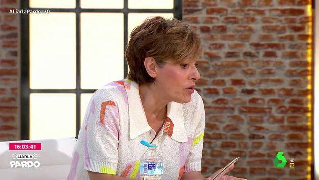 Anabel Alonso en 'Liarla