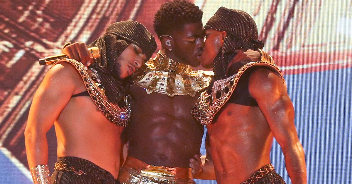 Lil Nas X Delivers Elaborate Montero (Call Me By Your Name) Performance At BET Awards