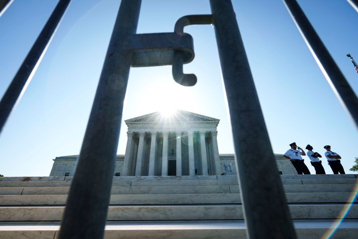 The Supreme Court dealt another blow to the Voting Rights Act on Thursday.