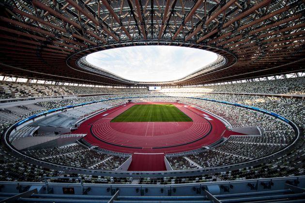 Le nouveau stade olympique de Tokyo au