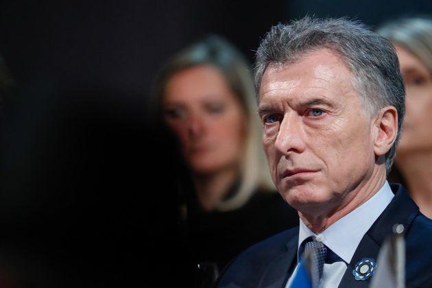 El expresidente de Argentina, Mauricio