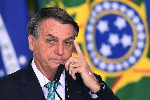 Bolsonaro, face à un scandale de vaccins, menacé de destitution (photo du 1er juin