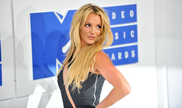 Britney Spears at the MTV Video Music Awards in