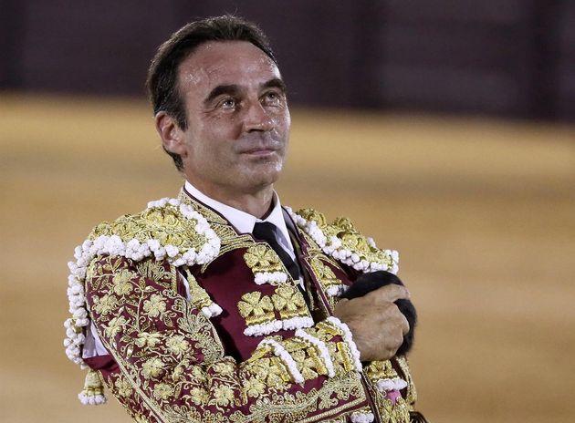 Foto de archivo del 1 de agosto de 2020 del diestro español Enrique