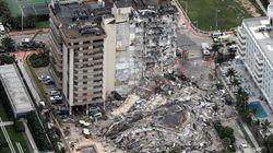 Ascienden a once los muertos confirmados por el derrumbe del edificio de