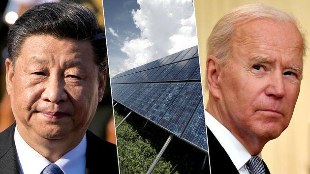 米国は新疆ウイグル自治区の人権侵害を問題視。太陽光パネルの部品輸入の禁止に踏み切った。