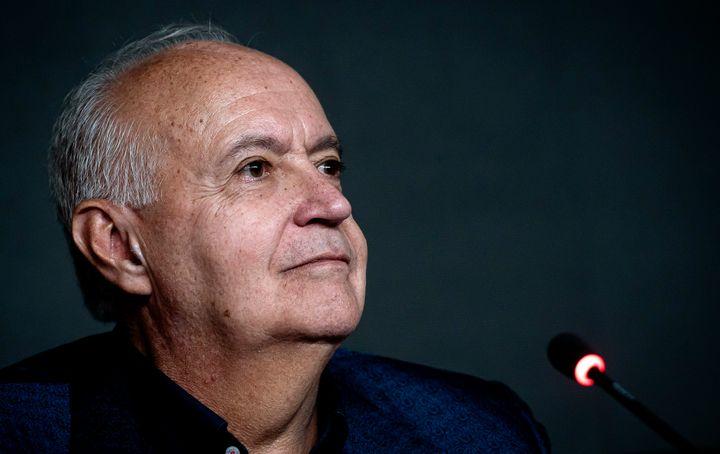 El productor José Luis Moreno presenta 'Resplandor y tinieblas'.