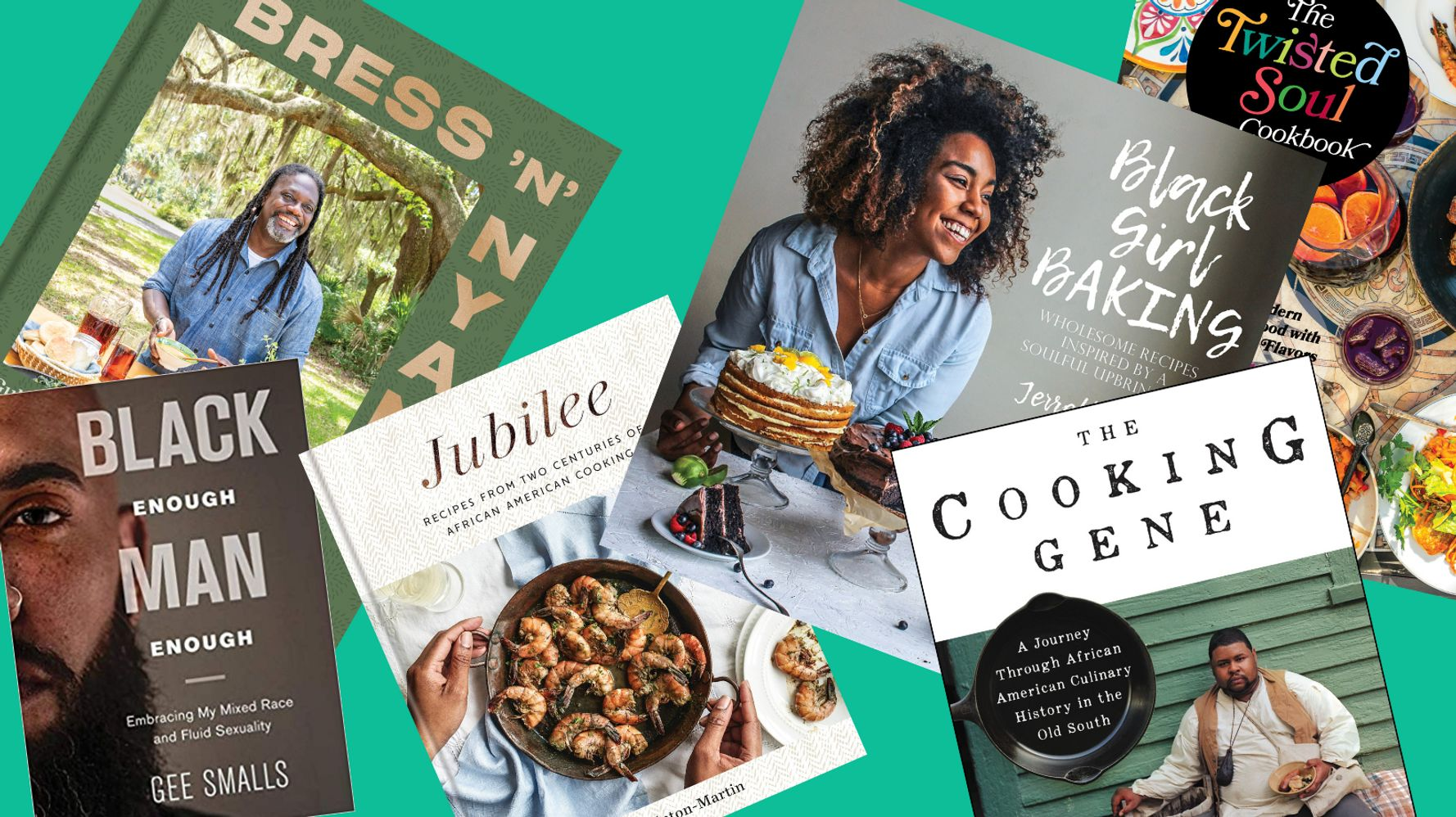 10 Cookbooks You Need If You Loved Watching 'High On The Hog'