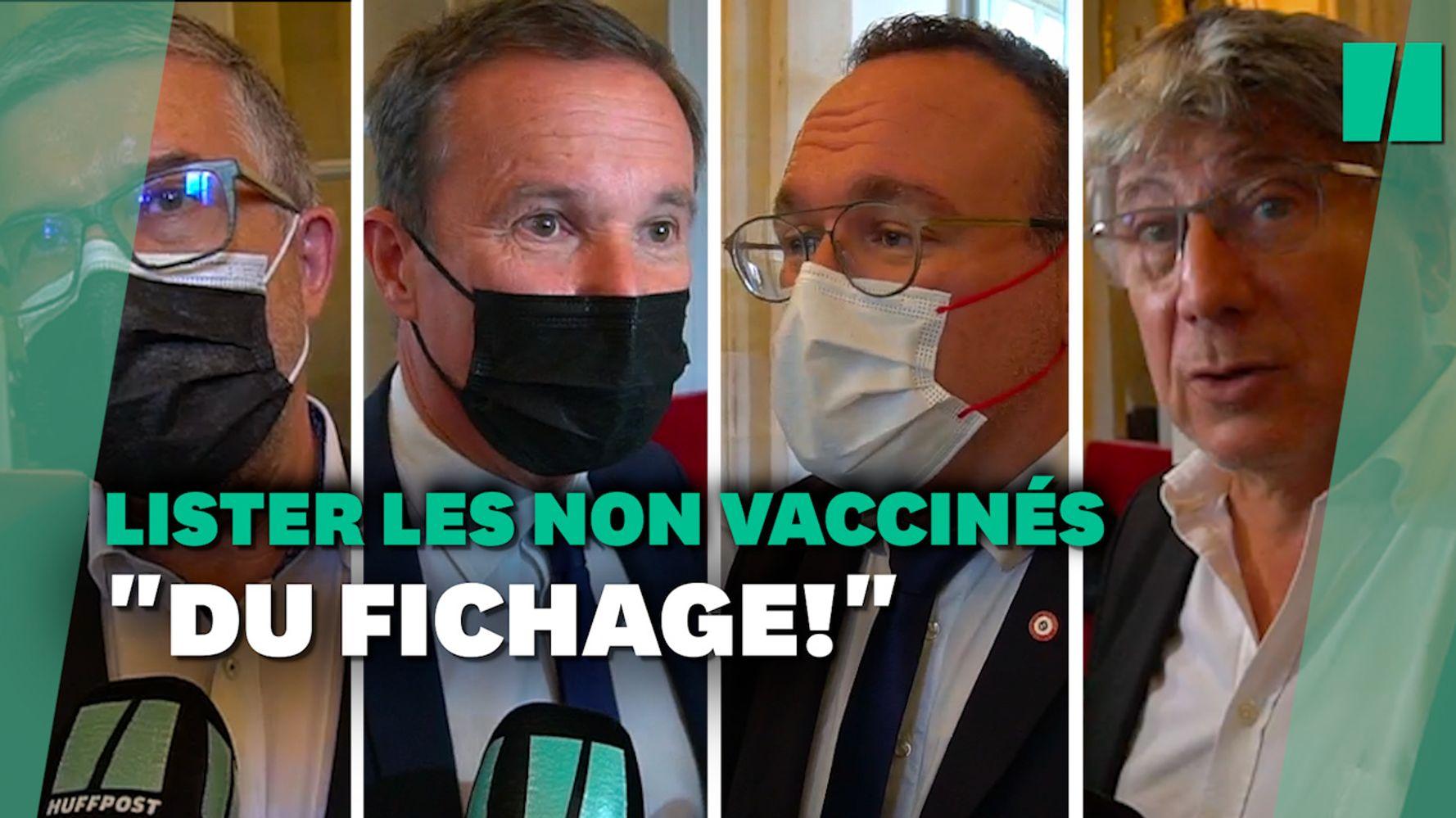 Le médecin traitant aura-t-il accès à la liste de ses patients non vaccinés?