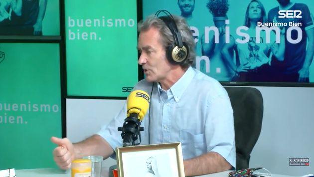 Fernando Simón en 'Buenismo