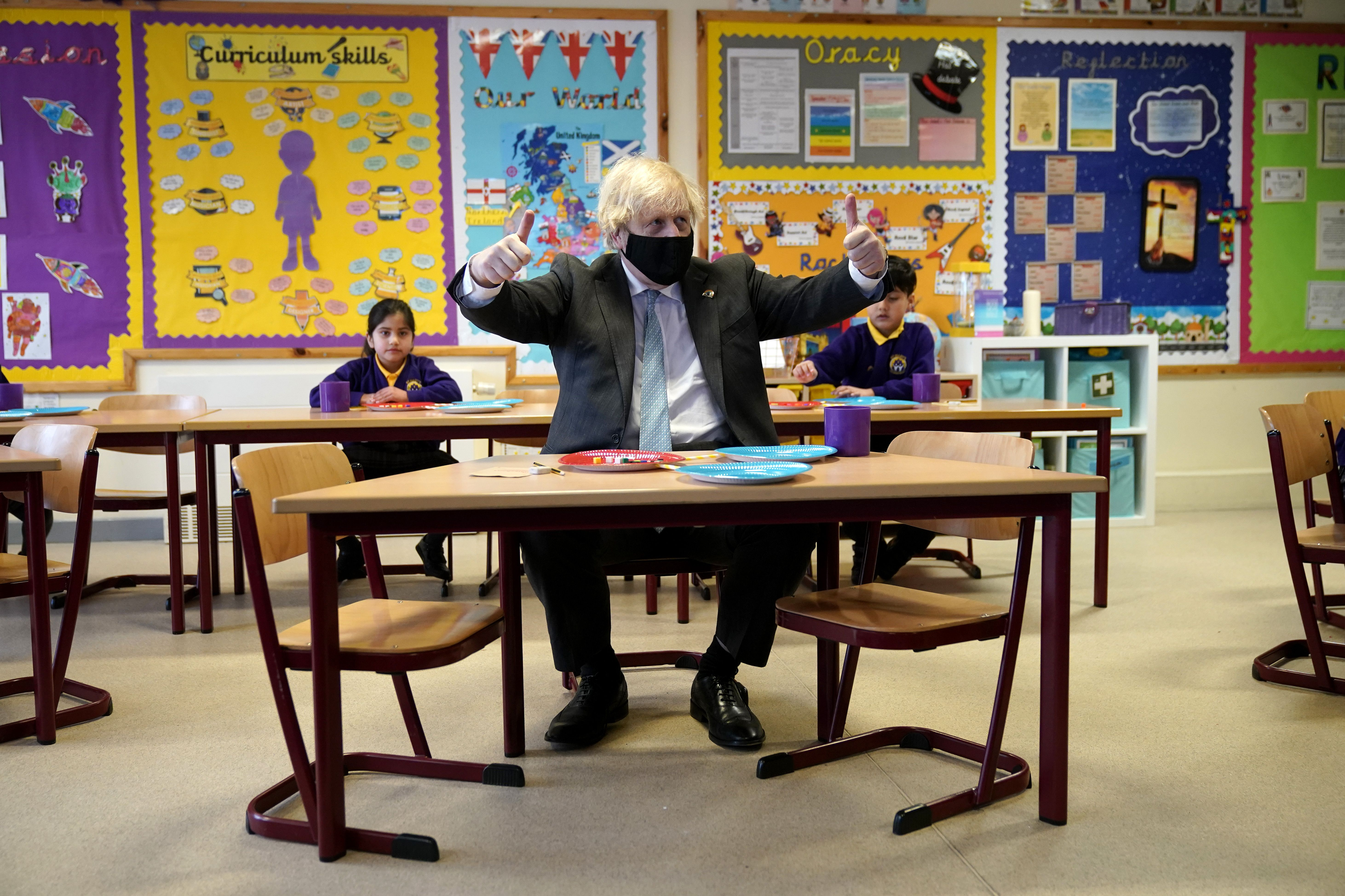 If Catch-Up Education Is The PM's Pandemic 'Legacy', Where's The Urgency To Fund It?