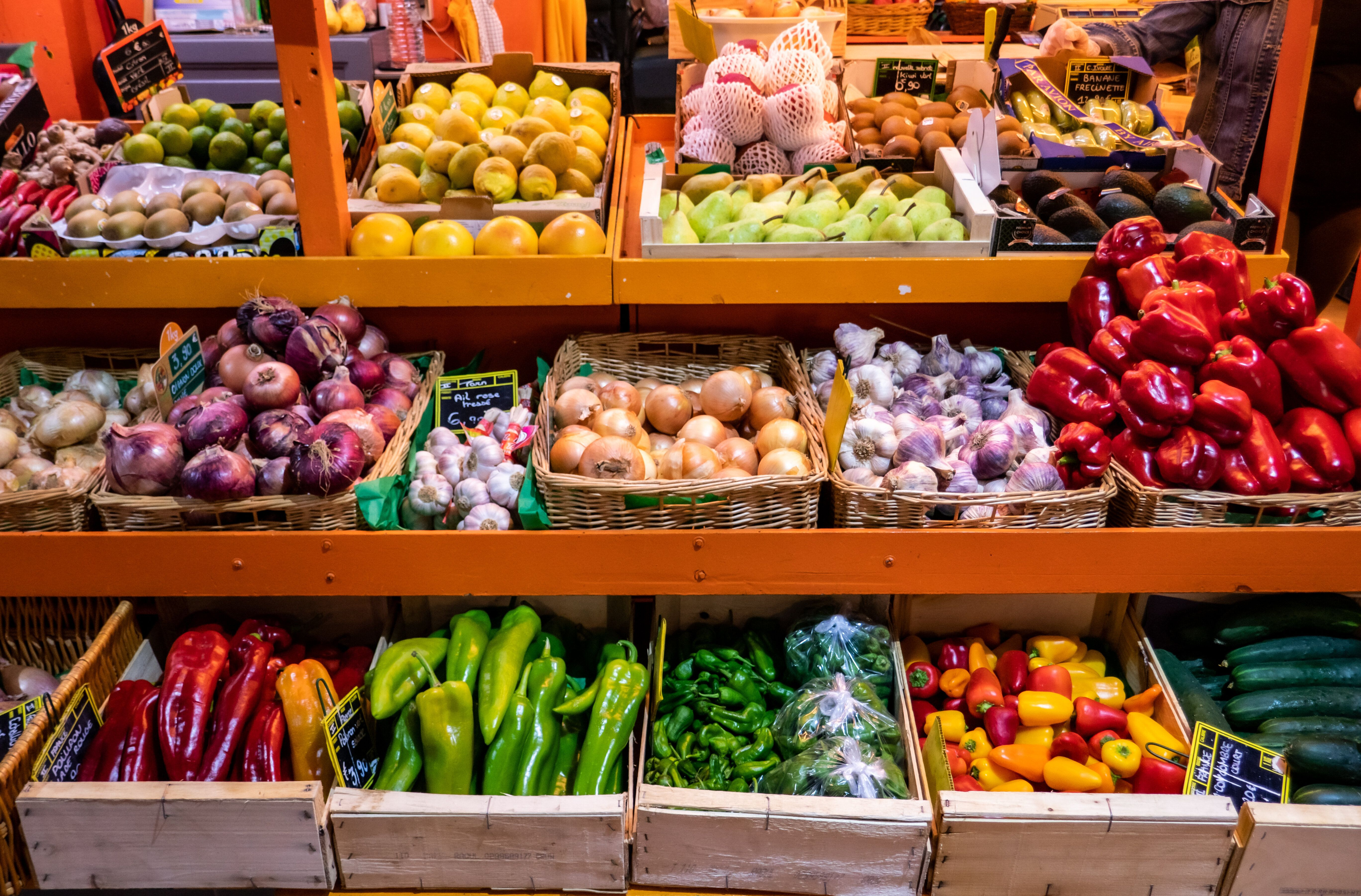 These Supermarkets Have Seriously Upped Their Vegan Offerings