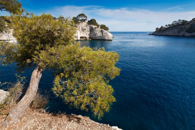 Boats. Calanque de Port Miou. Cassis. Provence. France. (Photo by: Caterina Bruzzone/REDA&CO/Universal...