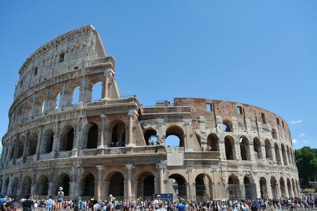 Κολοσσαίο στη Ρώμη