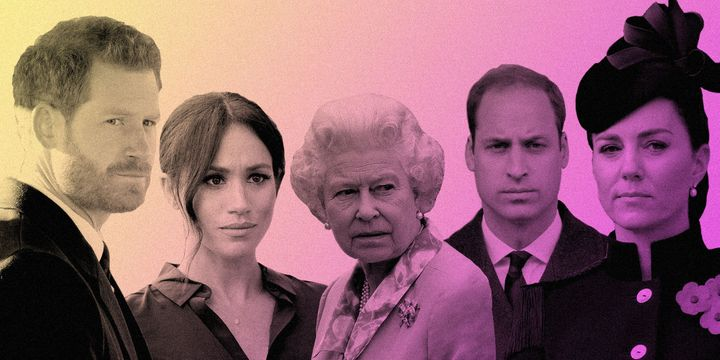 Will these feuding royals ever patch things up? Here's what family therapists think.