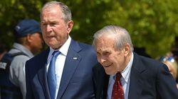 Fallece Donald Rumsfeld, dos veces secretario de Defensa de EEUU y uno de los artífices de la invasión de