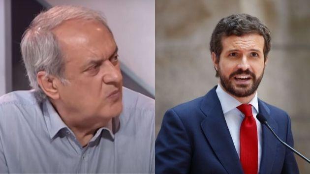 Javier Aroca y Pablo