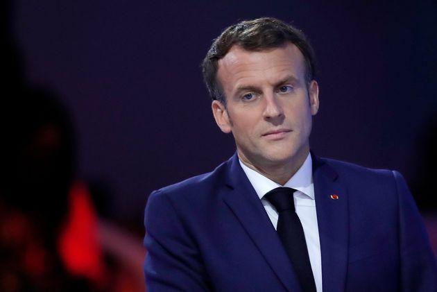 Emmanuel Macron à l'ouverture du Forum sur l'égalité hommes-femmes le 30 juin