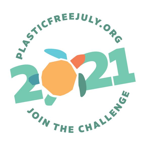 2021年のプラスチック・フリー運動のロゴ