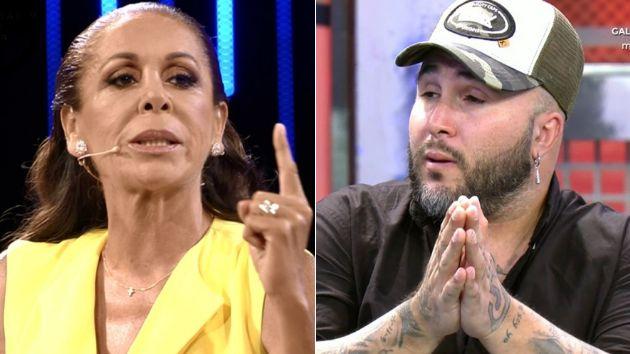 Isabel Pantoja declara en el juicio de Kiko Rivera contra su tío Agustín