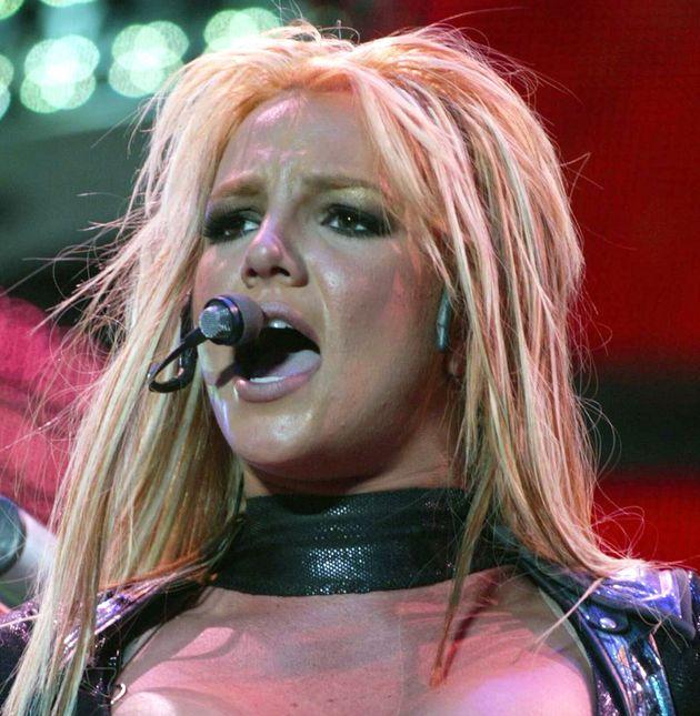 La cantante Britney Spears, en una imagen de