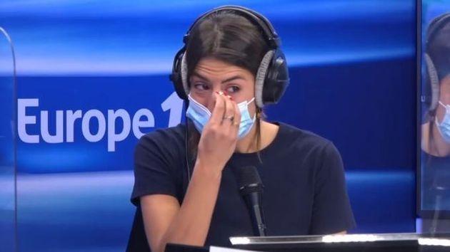 Hélène Mannarino quitte Europe 1 après 400 chroniques à son