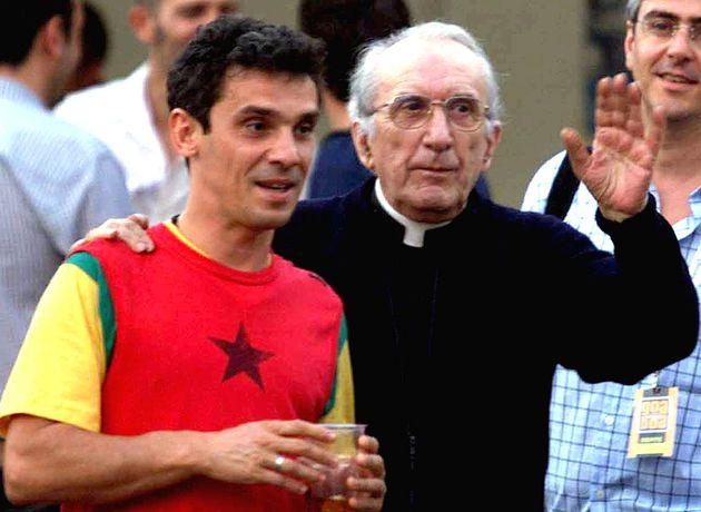 Manu Chao a Genova insieme a Don